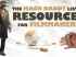 The Mack Daddy List of Resources for Filmmakers