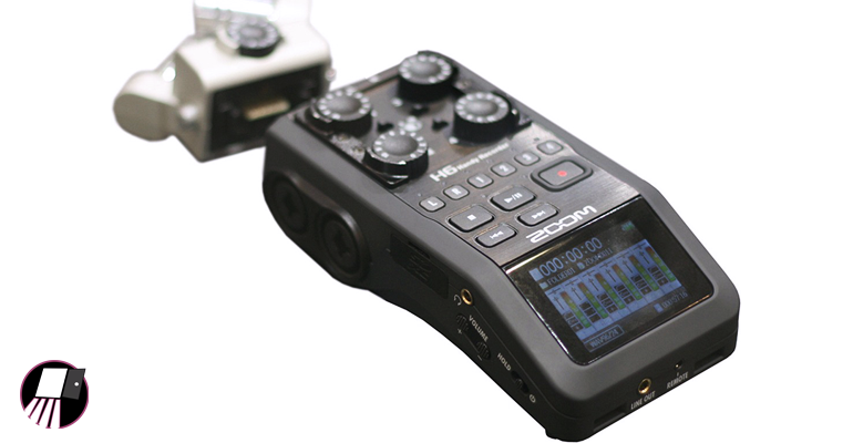 New Zoom: H6 Handy Recorder