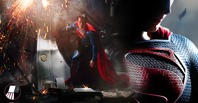 Video Friday: Man of Steel is Here