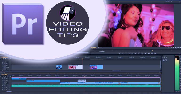 Premiere Pro CC – Tips on Editing to Music