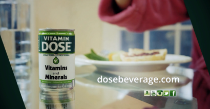 Vitamin Dose Commercial